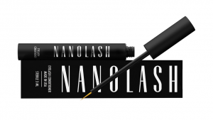 Nanolash eyelash and eyebrow serum