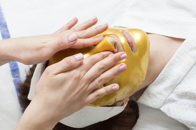 Luxury in body care? Time for gold, silver, pearls and diamonds!