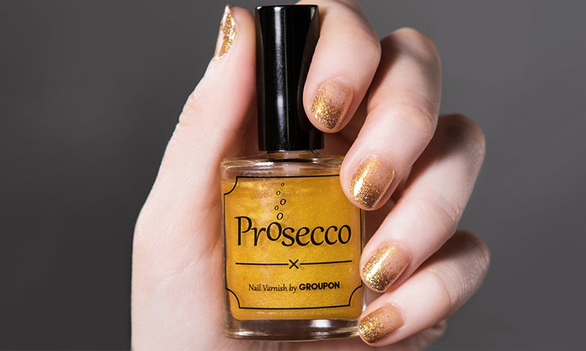 Prosecco Nail Varnish – Nail Polish You Can Eat