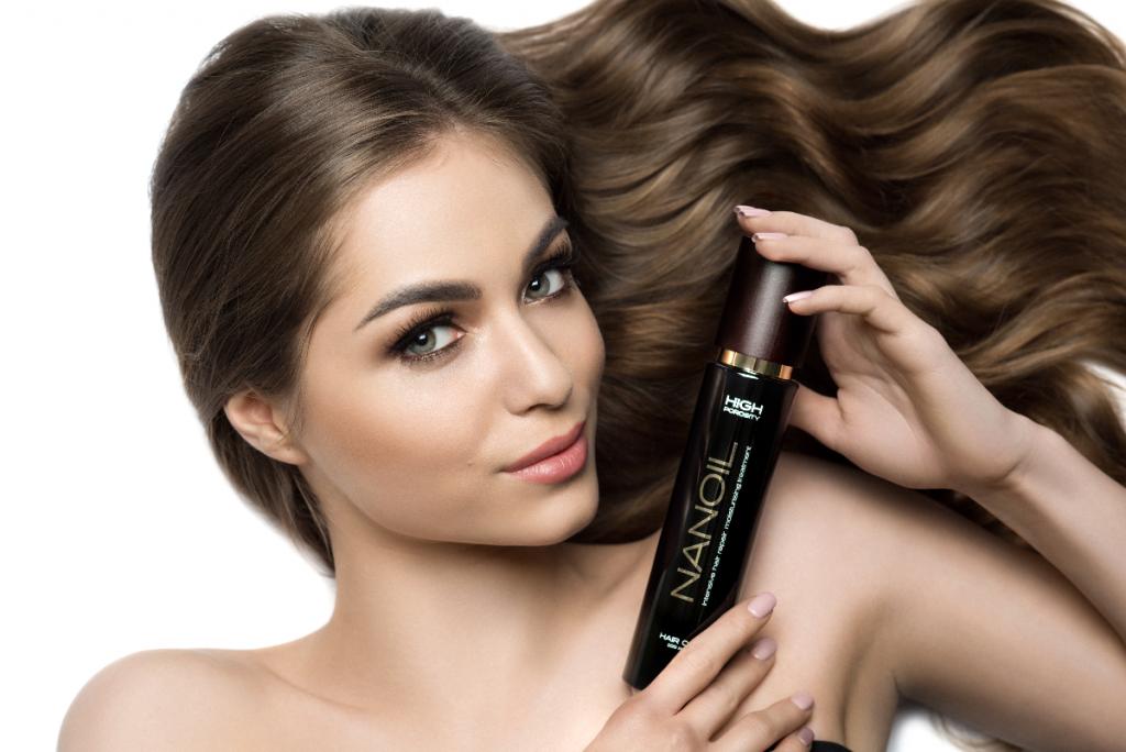 Nanoil - the best oil for your hair